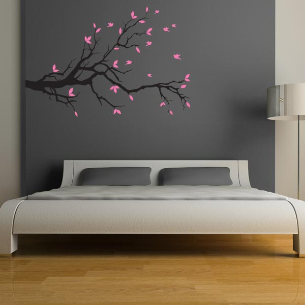 Superbe Tree Branch Wall Decal