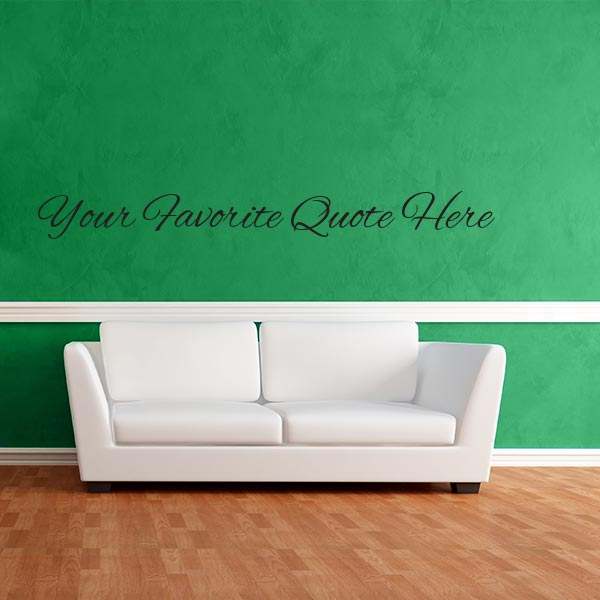 make your own wall decal create your own wall quote